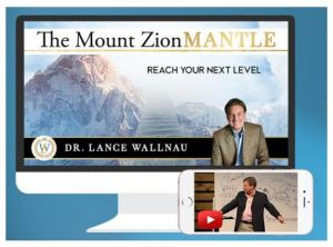 Mt Zion Mantle