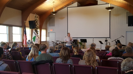 at Great Lakes Church